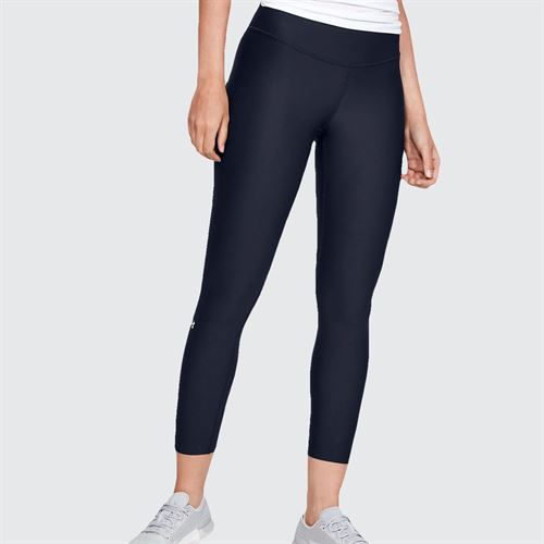 Under Armour Balance Crop Legging Womens Midnight Navy/White 1326788 410