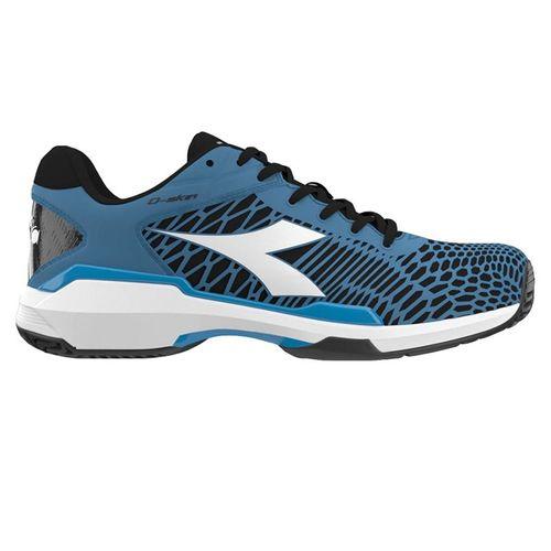 Diadora Speed Competition 5 AG Mens Tennis Shoe - Deep Water/White