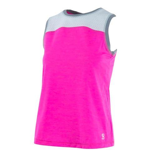 Sofibella Rio Plus Size Top 1771 Pmlp Womens Tennis Apparel