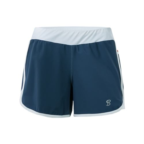 Sofibella Singapore Retro Short - Steel