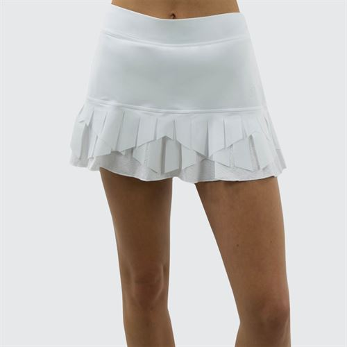 a5c10b885c Sofibella Athena Skirt, 1844 WHT | Women's Tennis Apparel
