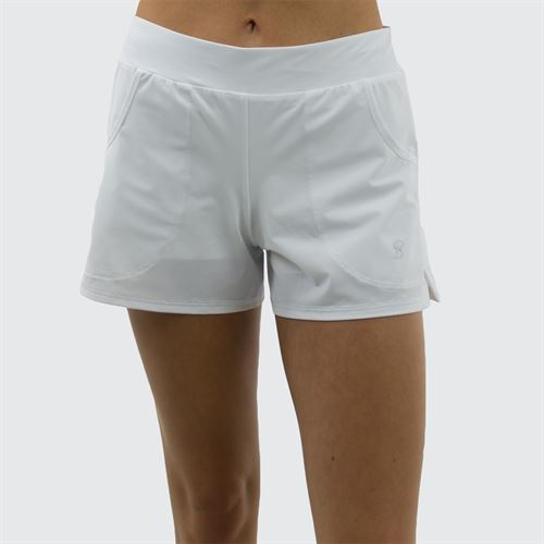 Sofibella Athena Formal Short - White
