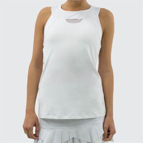 Sofibella Athena Way Tank - White