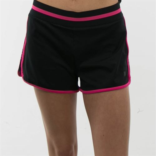 K Swiss Hypercourt Express Short - Black Beauty