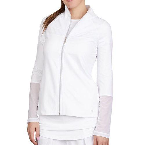 Sofibella Club Lux Jacket Womens White/Diamond 1945 WHT