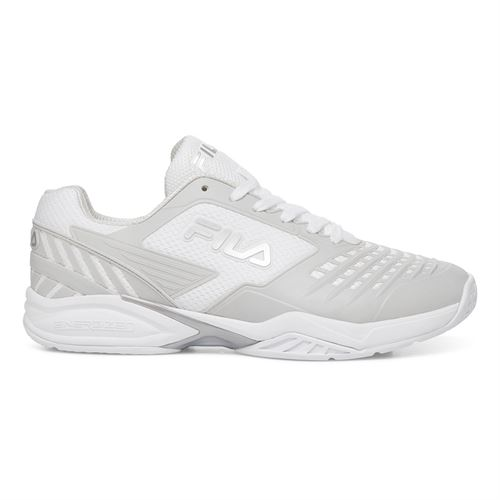 Fila Axilus 2 Energized Mens Tennis Shoe - White