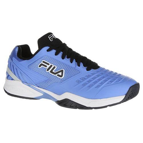 fc76329d764 Fila Axilus 2 Energized Mens Tennis Shoe - Little Boy Blue Black White