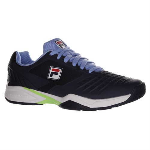 Fila Axilus 2 Energized Mens Tennis Shoe - Fila Navy/White/Placid Blue