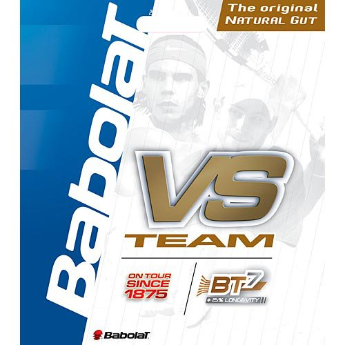 Babolat VS Team BT7 1G Natural Gut Tennis String