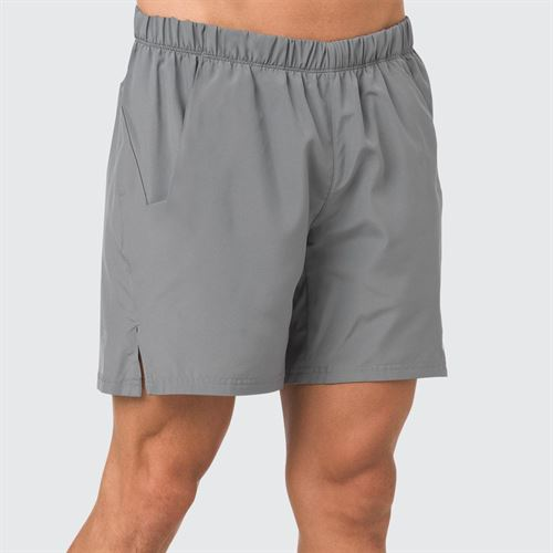 Asics Club 7 Inch Short - Steel Grey