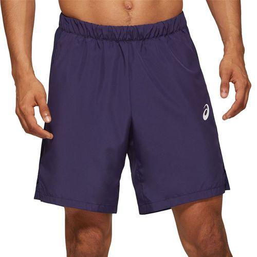Asics Practice 9 inch Short Mens Peacoat 2041A091 401