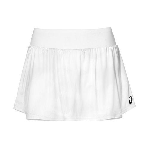 Asics Club Graphic Skirt - Brilliant White