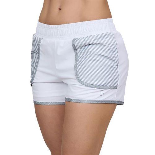 Sofibella Dresscode Short Womens White 2051 WHT
