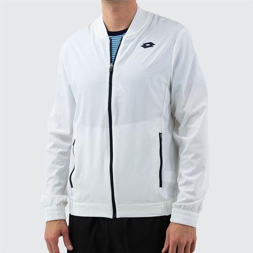 Lotto Top Ten II Jacket Mens Bright White 212826 0F1