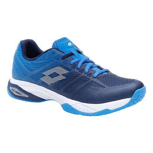 Lotto Mirage 300 II Speed Mens Tennis Shoe Navy/White/Blue 213629 5YC
