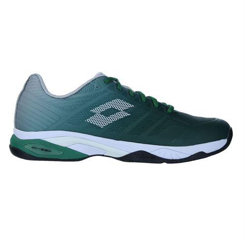 Lotto Mirage 300 II Speed Mens Tennis Shoe Green/White/Grey 213629 5YD