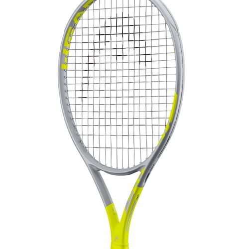 Head Graphene 360+ Extreme MP Tennis Racquet Black/Yellow 235320û