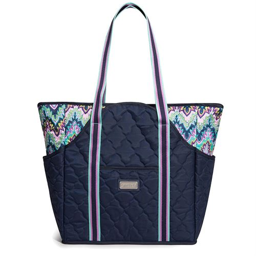 Cinda B Midnight Calypso Tennis Court Bag
