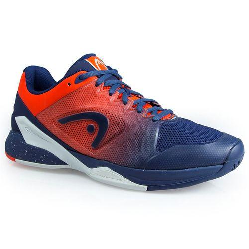 20ed7e8d7 Head Revolt Pro 2.5 Mens Tennis Shoe - Blue Flame Orange