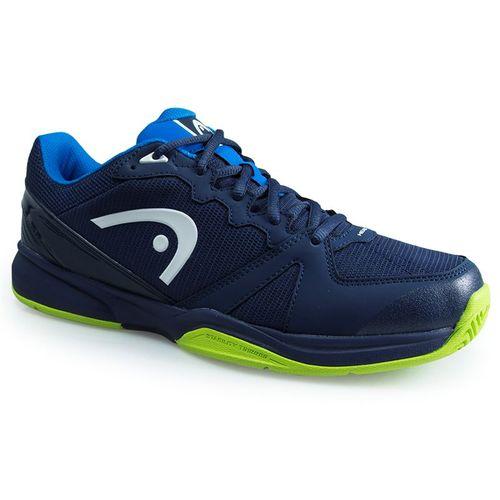 Head Revolt Team 2.5 Mens Tennis Shoe - Black Iris/Apple Green