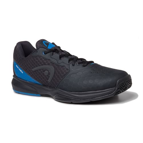 Head Revolt Team 3.5 Mens Tennis Shoe Anthracite/Royal Blue 273210
