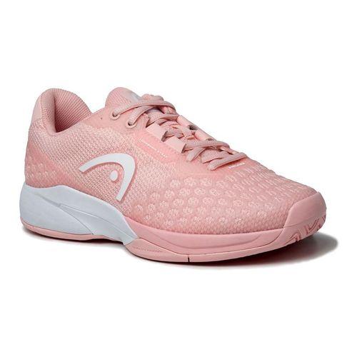 Head Revolt Pro 3.0 Womens Tennis Shoe Rose/White 274100