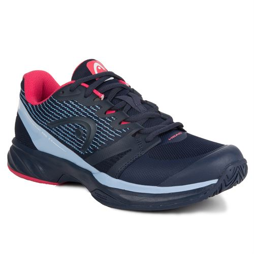 Head Sprint Pro 2.5 Womens Tennis Shoe - Dark Blue/Magenta