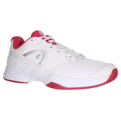 Head Sprint Pro 2.5 Womens Tennis Shoe - White/Pink