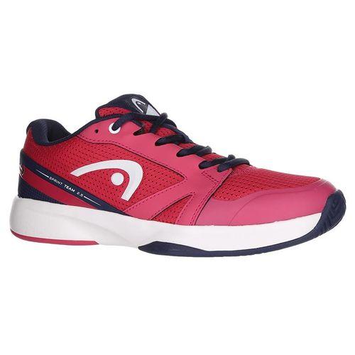 Head Sprint Team 2.5 Womens Tennis Shoe - Magenta/Dark Blue