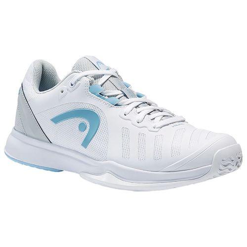 Head Sprint Team 3.0 LE Womens Tennis Shoe White/Light Blue 274321 û