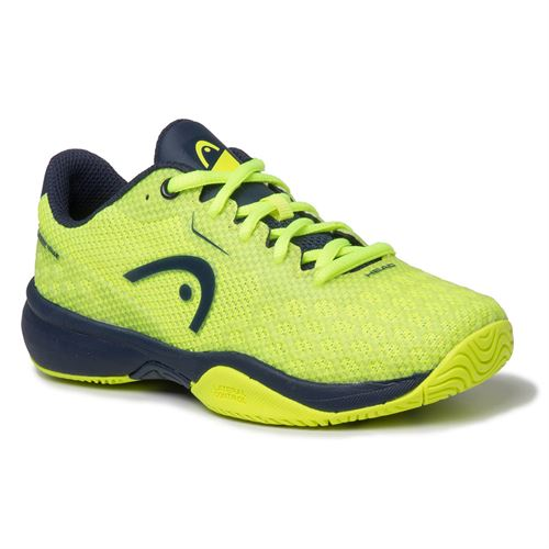 Head Revolt Pro 3.0 Junior Tennis Shoe Dark Blue/Neon Yellow 275110
