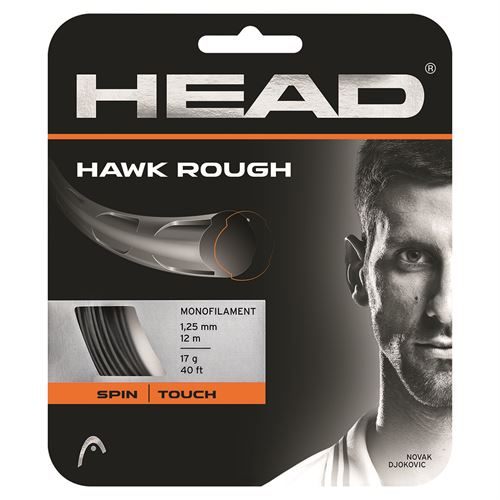 Head Hawk Rough 17G Tennis String