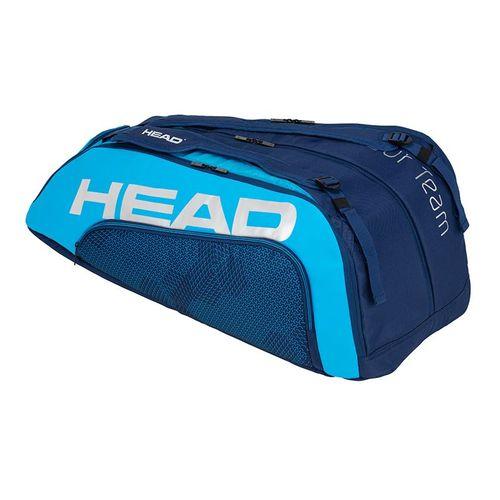 Head Tour Team 12 Racquet Monstercombi Tennis Bag - Navy Blue