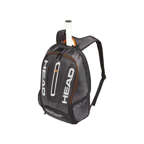 Head Tour Team Tennis Backpack - Black/Silver
