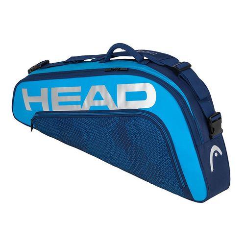 Head Tour Team 3 Racquet Pro Tennis Bag - Navy Blue