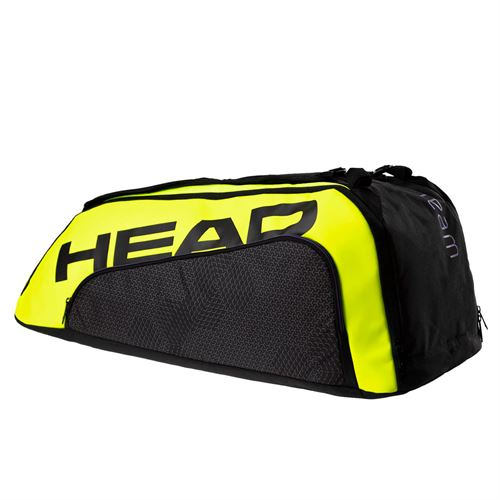 Head Tour Team Extreme 9 Pack Supercombi Tennis Bag - Black/Navy