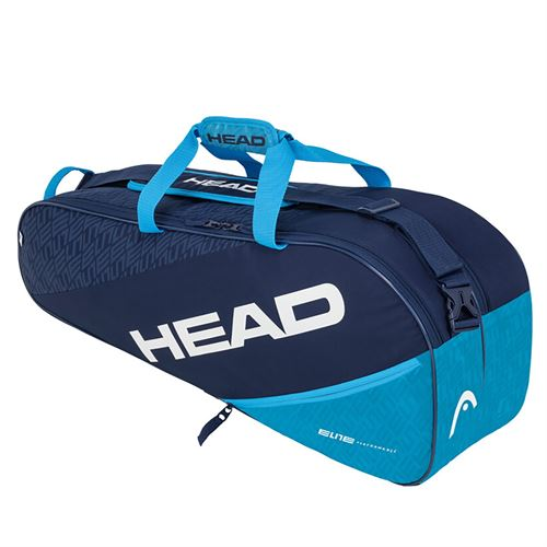 Head Elite Combi 6 Pack Tennis Bag - Navy/Blue