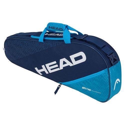 Head Elite Pro 3 Pack Tennis Bag - Navy/Blue