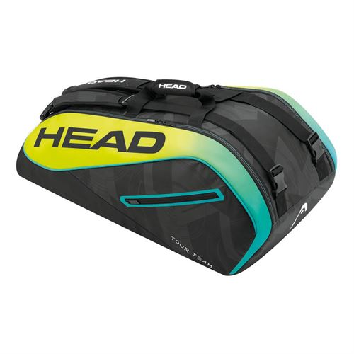 Head Extreme Supercombi 9 Pack Tennis Bag