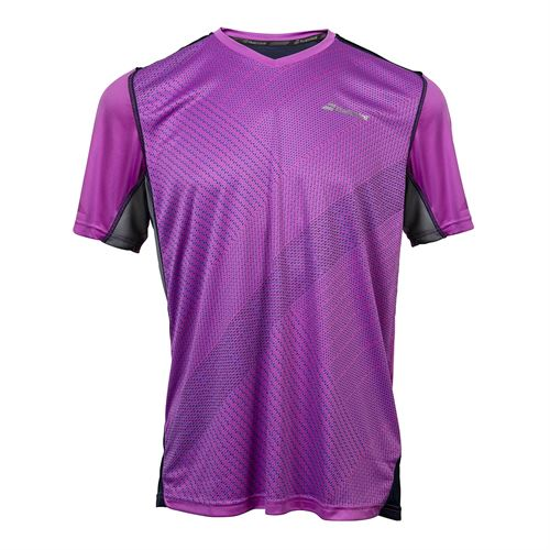 4fd2d520364d Babolat Boys V Neck Tee, 2BF17012 250 | Boys' Tennis Apparel