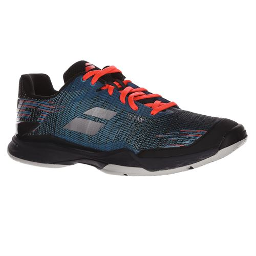 Babolat Jet Mach II All Court Mens Tennis Shoe Dark Blue/Black 30F19629 4041