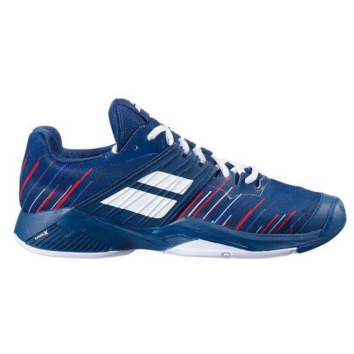 Babolat Propulse Fury All Court Mens Tennis Shoe Estate Blue 30F20208 4000