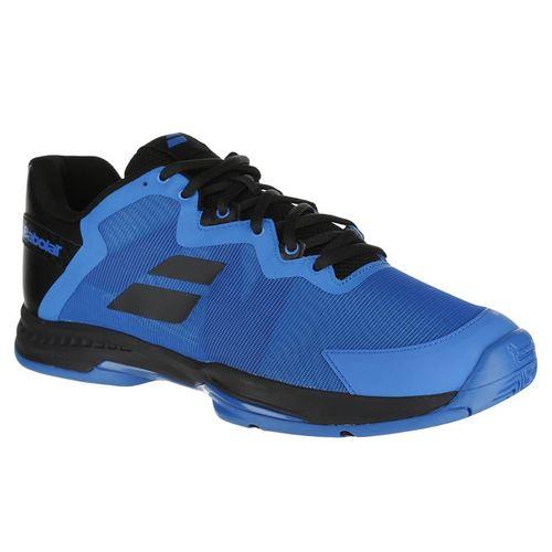 Babolat SFX 3 All Court Mens Tennis Shoe - Diva Blue/Black