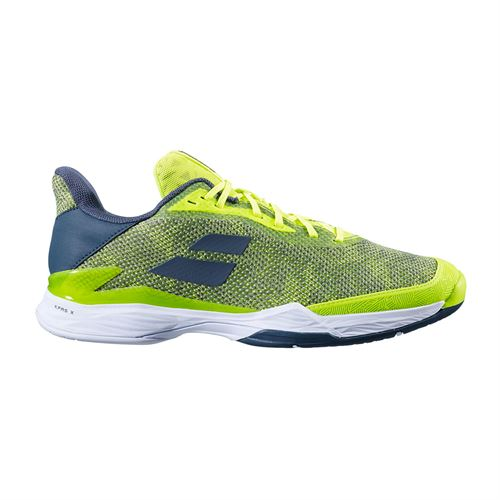 Babolat Jet Tere All Court Mens Tennis Shoe Fluo Yellow 30S20649 7011