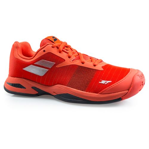 Babolat Jet All Court Junior Tennis Shoe - Orange
