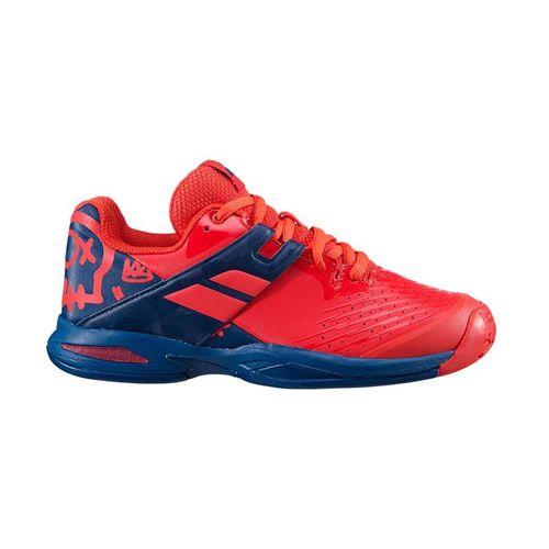 Babolat Junior Propulse All Court Tennis Shoe Geraldine/Blue 32S20478 5037