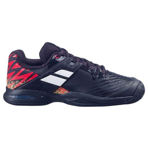 Babolat Propulse All Court Junior Tennis Shoe Black/White 32S21478 2001