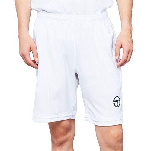 Sergio Tacchini Chevron Short Mens White/Navy 38495 100