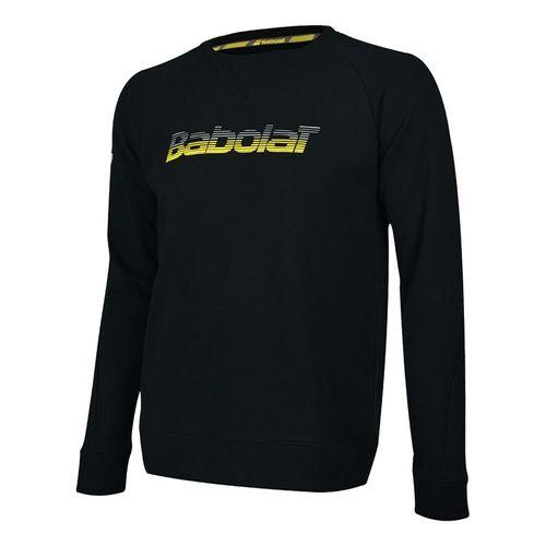 Babolat Core Sweatshirt Mens Black 3MS18042 2000