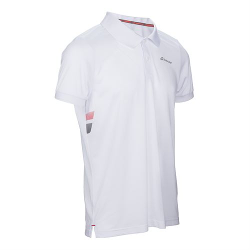 Babolat Core Club Polo - White